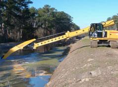 Far Reach Graddle Machine Digging